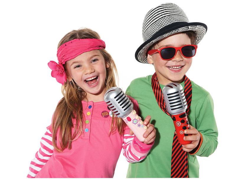 Дети поют на вокале фото